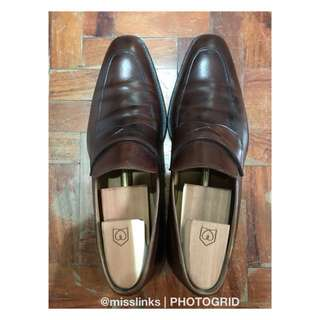 Magnanni Penny Loafers