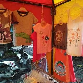 paket baju anak eksport