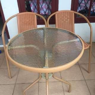Set kursi teras ace hardware (harga nett)