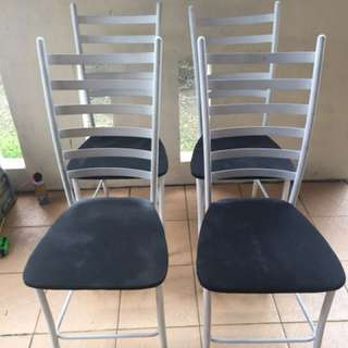Kursi makan JYSK (4 kursi)
