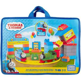 Brand New Mega Bloks Thomas & Friends Sodor's Big Celebration