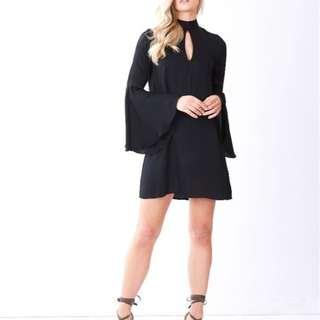 Tussah Black Dress BNWT Sz 8 RRP $99.95