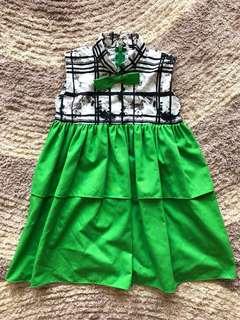 REGIS Modern Batik Dress 4/5 tahun