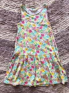 ORI H&M summer dress 5/6 tahun