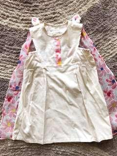 Soure Bunny Dress 6/7 tahun
