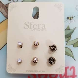 Sfera Earrings Set