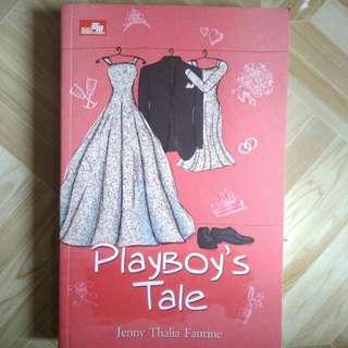 Playboy's Tale by Jenny Thalia Faurine
