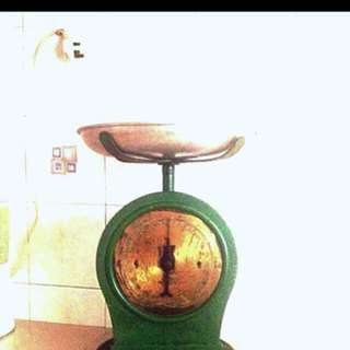 Vintage  / weighting scale 🤐