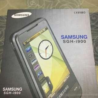 Samsung i900 16gb new and original