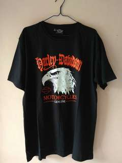 Tshirt Harley Davidson Ori