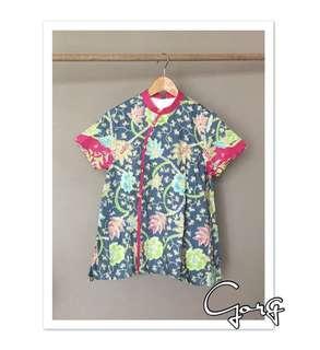 Made to order batik top