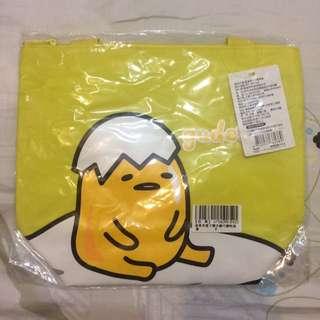 蛋黃哥-小購物袋