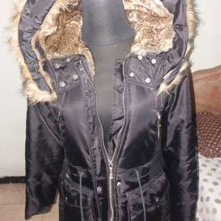 JAKET WINTER ZARA