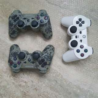 PS3 and PC wireless controllers