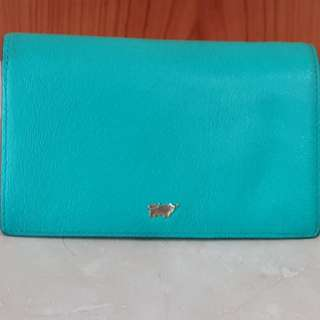🚚 Braun Buffel Leather Wallet (preloved)