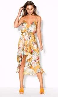 Sheike Romantic Roses Top & Skirt Set 6