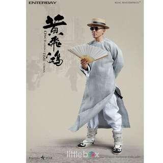 ENTERBAY 1/6 HUANG WONG FEI HUNG HONG ONCE UPON A TIME IN CHINA JET LI 黄飞鸿李连杰
