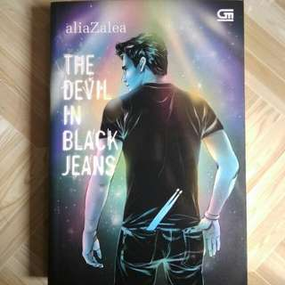 The Devil in Black Jeans by AliaZalea