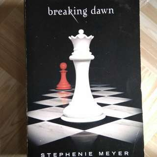 Breaking Dawn (english) by Stephenie Meyer