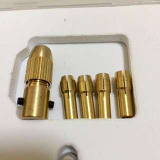 Small Electric Drill Bit ( Collet micro )