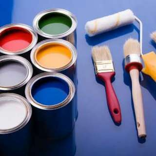 We accept house Painting or varnish duco finish