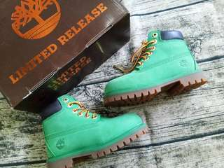 (FreePost) Pre💕Authentic TIMBERLAND Boots For Toddler