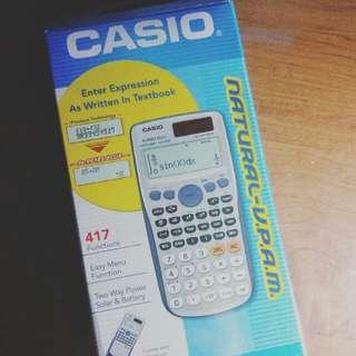 Casio 991ES PLUS