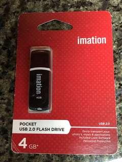 4GB USB 手指