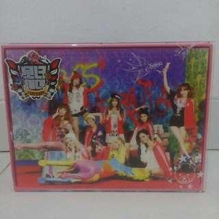 Snsd Girls' Generation i got a boy igab album (group cover)