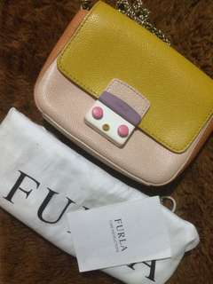 Furla micro cartoon bag