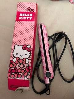Hello kitty hair iron