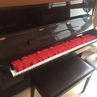 Christofori Upright Piano