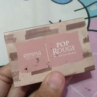 Eye Shadow pop rouge brick