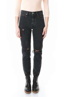 NWT Levi's Size 25 Wedgie Selvedge Denim Jeans