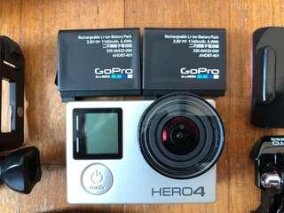 Go Pro/ GoPro Hero 4 Silver