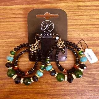 Koket Earrings