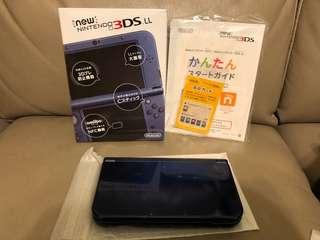 New 3DS LL B9破解