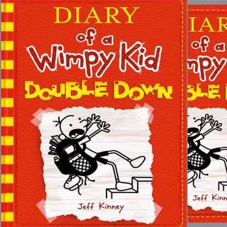 Diary of a wimpy kid Double Down by Jeff Kinney