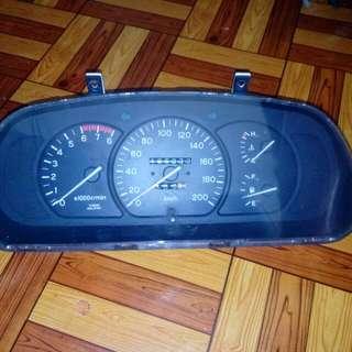 Meter Wira 1.5  (200KM/H ) Untuk Spare Parts