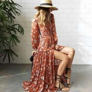 Spell designs gypsy dancer gown