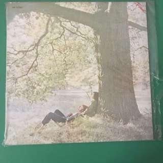 JOHN LENNON JOHN LENNON/PLASTIC ONO BAND VINYL LP
