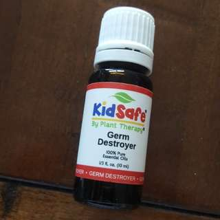 Essential Oil plant therapy kids safe - Germ Destroyer