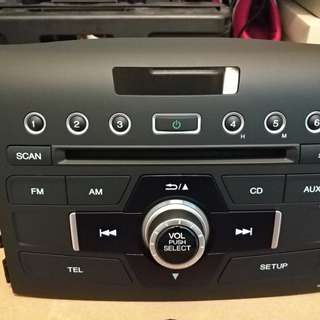 OEM Honda CRV 2015 audio player