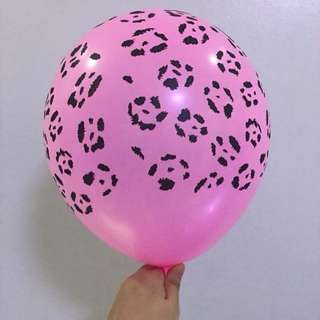 Animal Print balloon