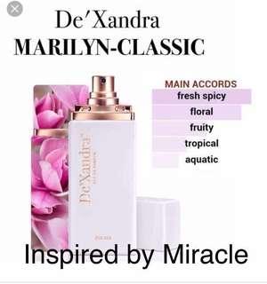 Dexandra New exclusive has packaging