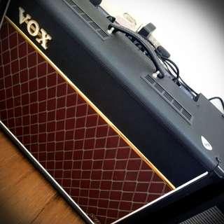 "Vox AC15VR 15-watt 1x12"" Valve Reactor Combo Amp"