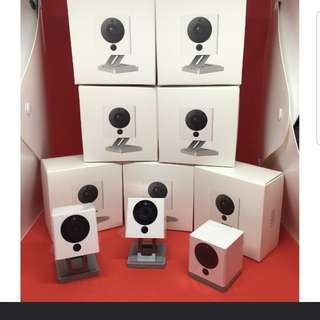 🚚 Ready Stock XIAOMI Mi Xiao Fang XiaoFang Small  Square Smart Camera CCTV 1080p