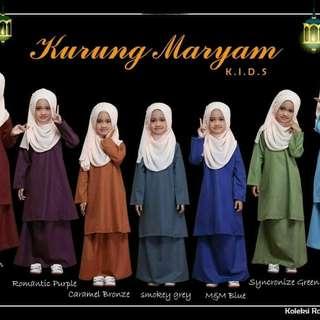Kurung Maryam