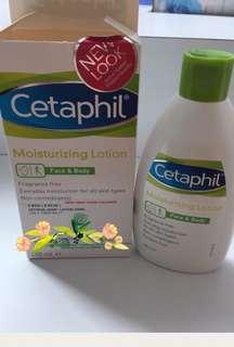 Cetaphil lotion 200mls