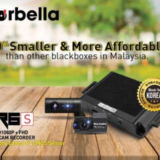 Marbella KR6S 2 Channel FHD Dashcam Car Camera